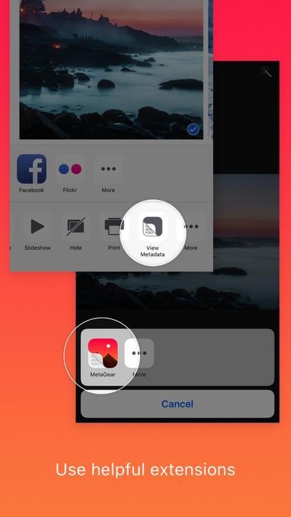MetaGear - metadata editor screenshot-4