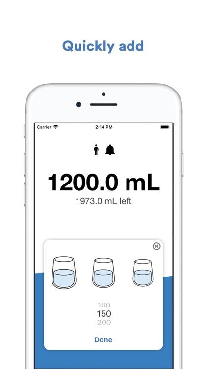 Drinky - Drink Water Tracker