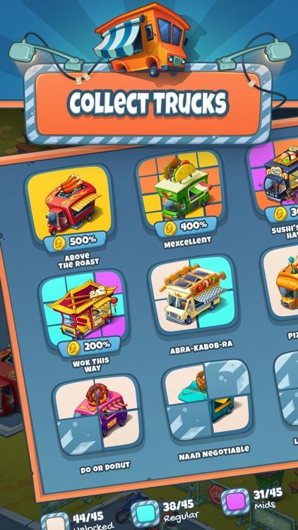 Idle Food Truck Tycoon™ screenshot-3