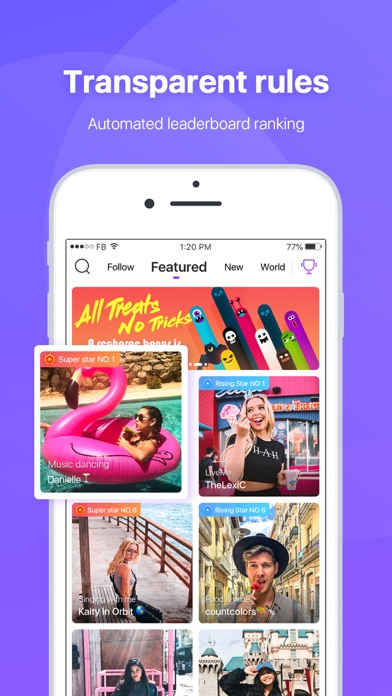 LiveMe – Live Video Chat for pc