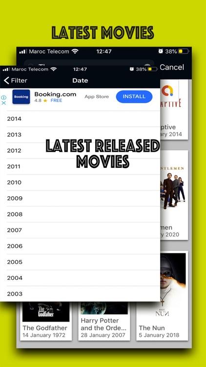 Movis : The Movie Hub Trailers screenshot-3