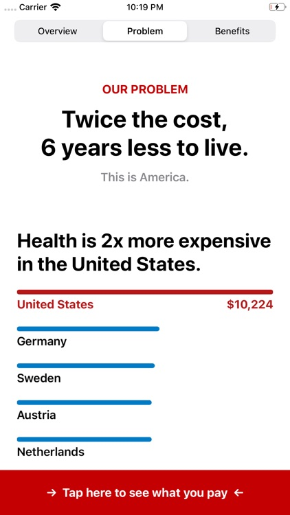 Medicare For All screenshot-3