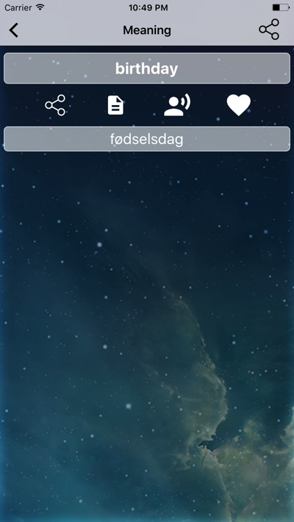 English To Danish Dictionary screenshot-3