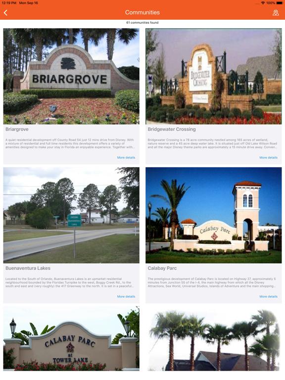 Orlando Villas - Florida Vacation Rental Homes and Villas in Orlando and the Gulf Coast screenshot