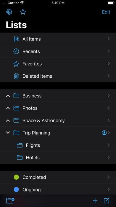 Keep It Mobile screenshot one