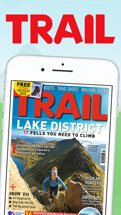 Trail Magazine screenshot-0