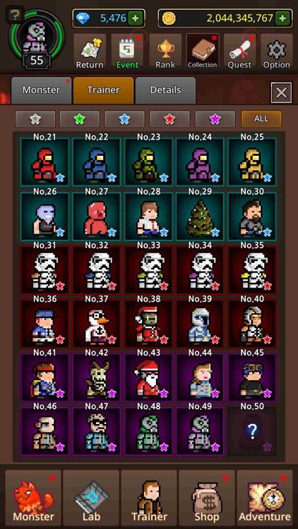 Grow Merge Monsters screenshot-6