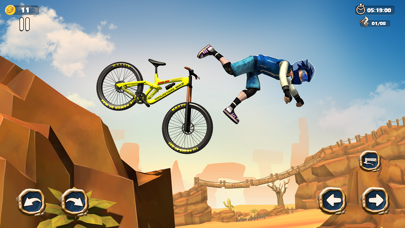 Dirt Bike Racing Stunts screenshot 7