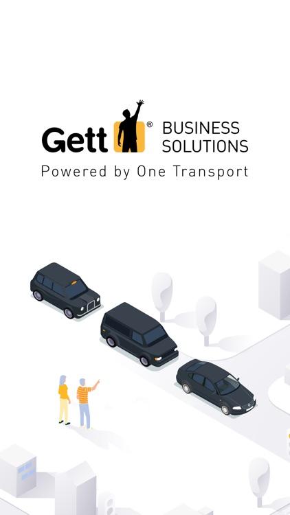 Gett Business Solutions