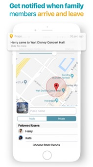 iMapp - Find my Phone, Friends iphone images