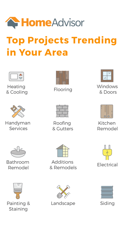 Find A Contractor >> Homeadvisor Find A Contractor Ios Apps Appagg