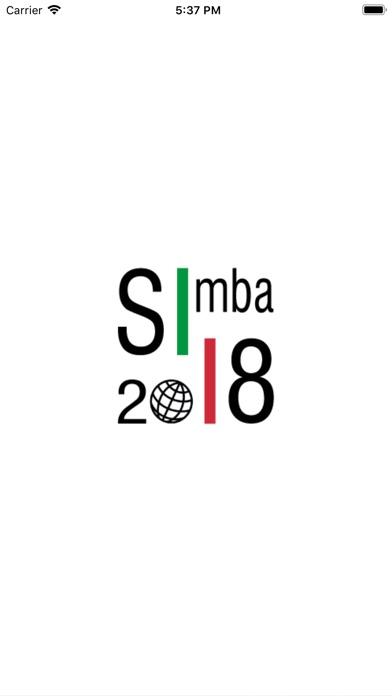 SImba2018 screenshot #1