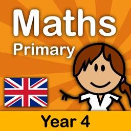 Maths Skill Builders Year 4 UK