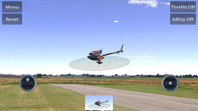 Screenshot from Absolute RC Heli Simulator