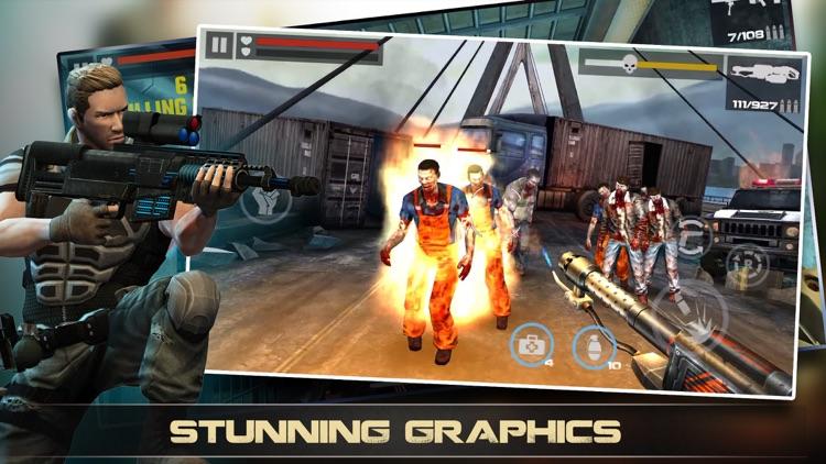 DEAD TARGET - Zombie Shooting screenshot-6
