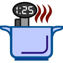 Sous Vide Temperature & Timer