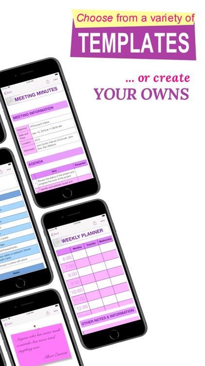 Take Rich Notes screenshot-3