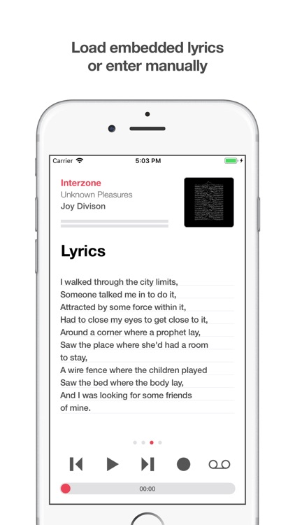 Vocal Track screenshot-3