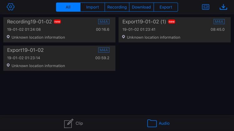 EZAudioCut(MT)-Audio Editor screenshot-5