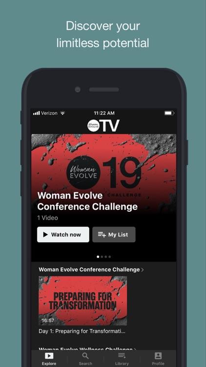 Woman Evolve TV
