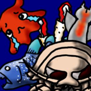 深海魚、深海の生き物 - Stickers app