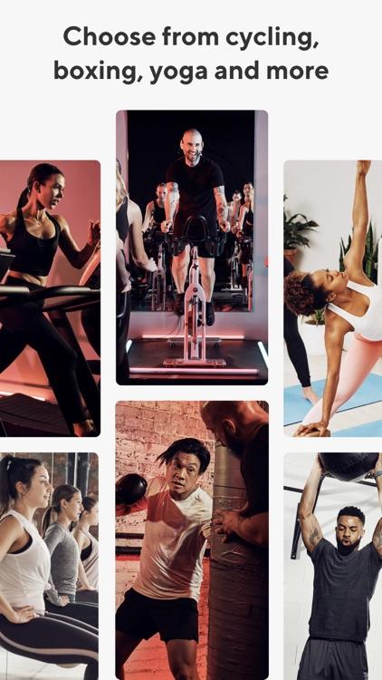ClassPass: Fitness Workout App