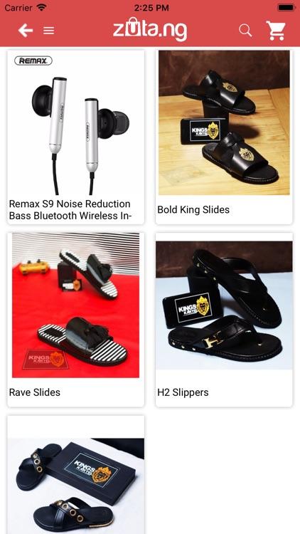 Zuta Online Shopping