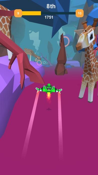 Rush Plane: Fly Race Simulator 1.2 IOS