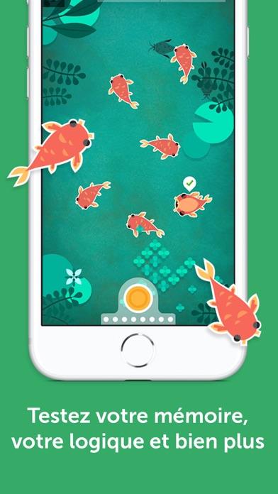 Screenshot for Lumosity : jeux quotidiens in Lebanon App Store