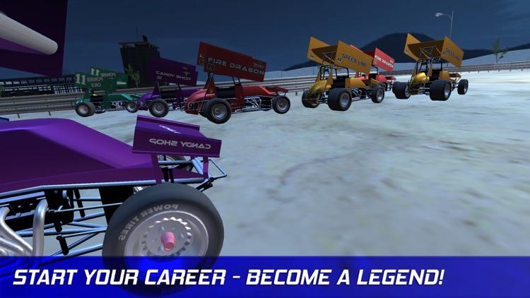 Outlaws Racing - Sprint Cars screenshot-0