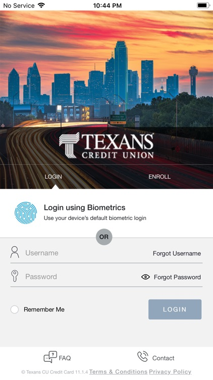 Texans Visa Card screenshot-7