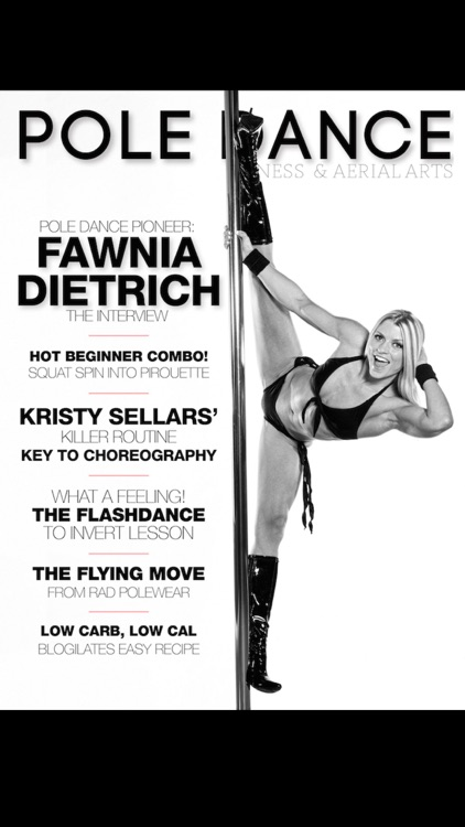 Pole Dance Fitness Aerial Arts