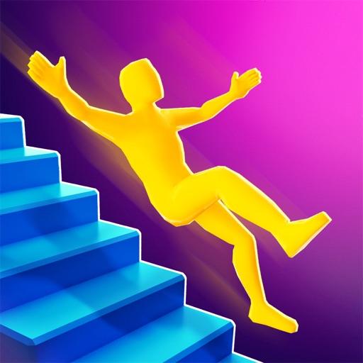 Slippy Stairs