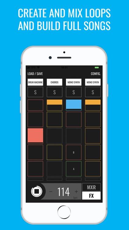 BLEASS groovebox screenshot-7