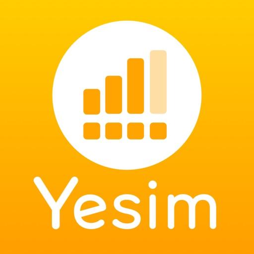 Yesim: eSIM Mobile Data App