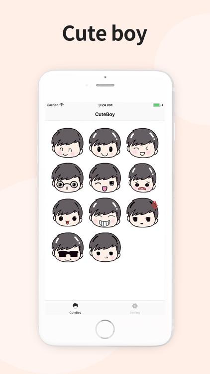 CuteBoy 696