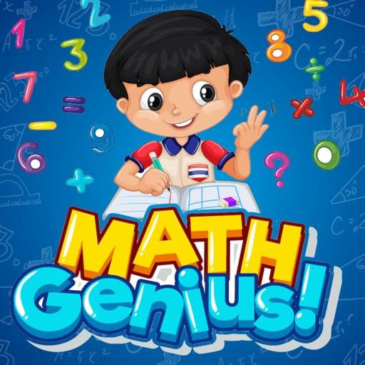Math Genius-Learn with Fun