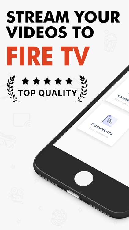 Streamer for Fire Stick TV