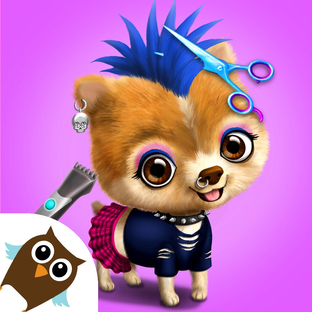 Animal Hair Salon & Dress Up hack