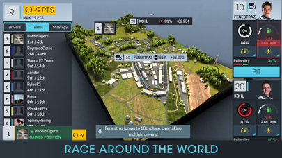 Motorsport Manager Online screenshot 7
