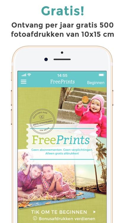 FreePrints - Foto's bezorgd