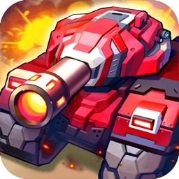 Metal Soldier:Tanks wars blitz