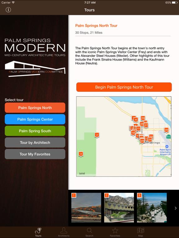 Palm Springs Modernism Tourのおすすめ画像1