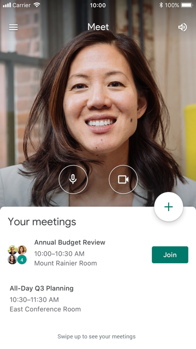 ダウンロード Hangouts Meet by Google -PC用
