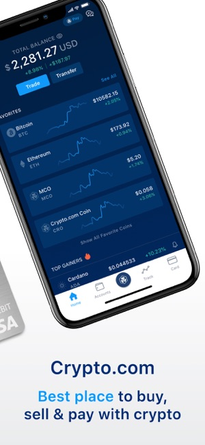best app to buy and sell cryptocurrency ios