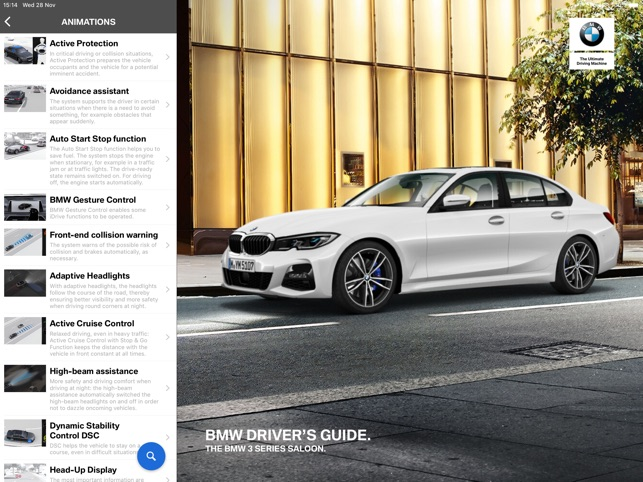 BMW Driver's Guide on the App Store