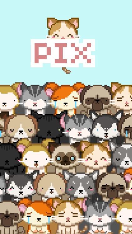 Pix! - Virtual Pet Widget Game screenshot-4