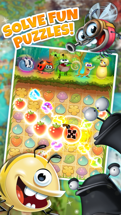 Best Fiends - Puzzle Adventure for windows pc