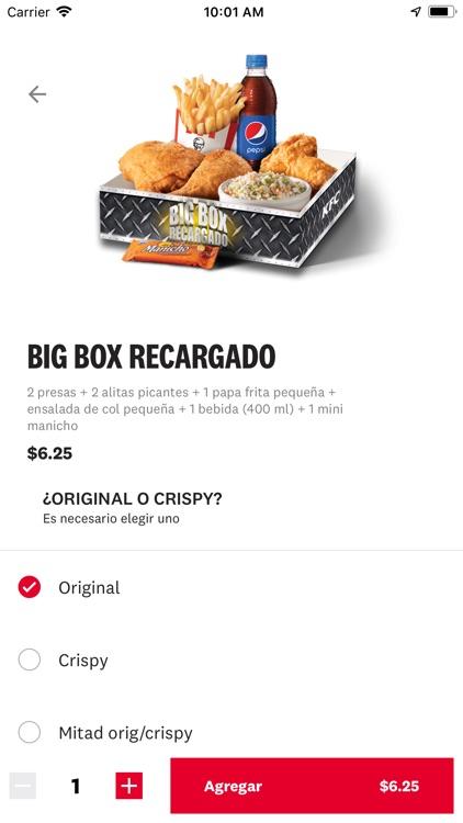 KFC APP screenshot-5