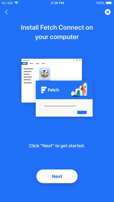 Screenshot for Fetch - Fetch Me Some Internet in New Zealand App Store